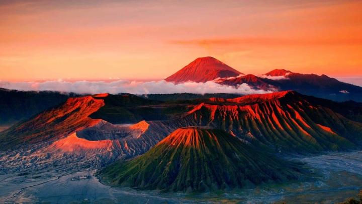 wisata di Indonesia bromo